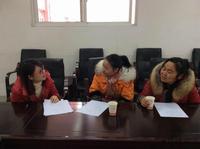 20141231邛崃南小與下壩小學師徒結對教研照17